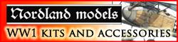Nordland models - Doplňky pro WWI