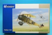 Fokker D.V - Obal