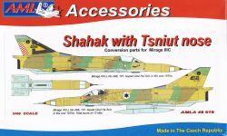 AML Shahak reccon nose Tsniut