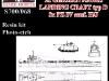 S700/068 - 2x German naval landing craft typ D