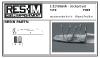 1/72 L-13 Blanik - Cockpit set