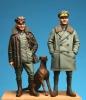 MC32006 Manfred & Lothar Richthofen with Moritz