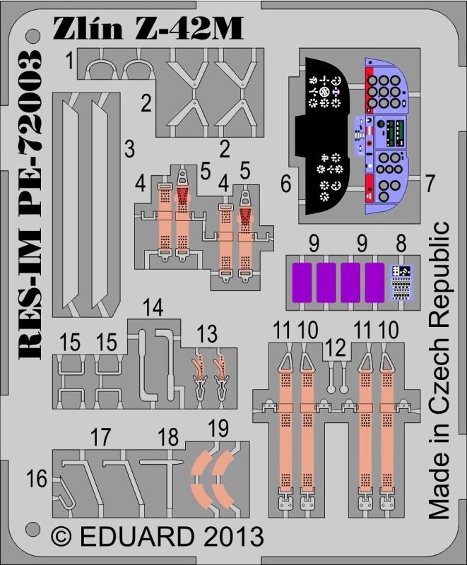 res-im-pe72003-zlin-z-42m