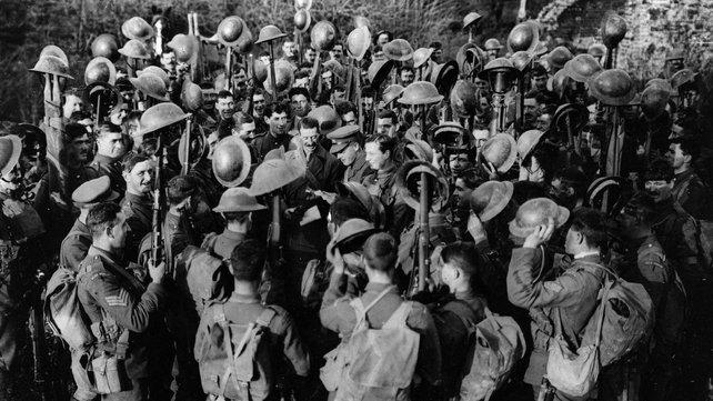 First Battalion of Irish Guards