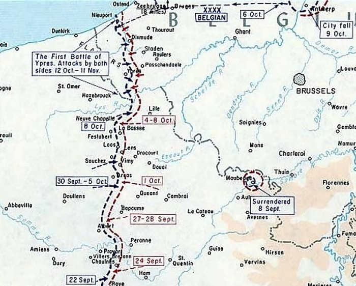 First_Battle_of_Ypres_-_Map