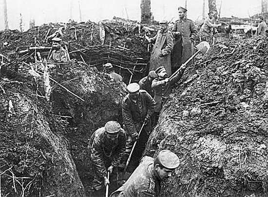GermanTrenches