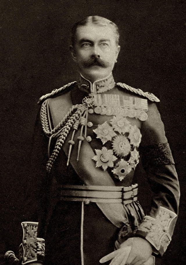 Secretary at Wa Horatio_Herbert_Kitchener