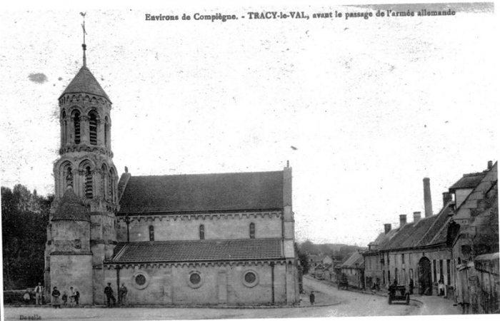 Tracy-le-Val