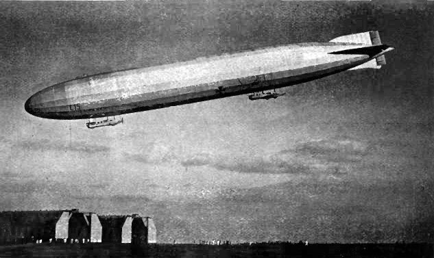 zeppelin-airship