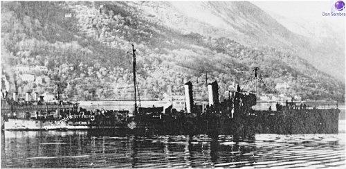 1918_August_84F_Lika_Cattaro