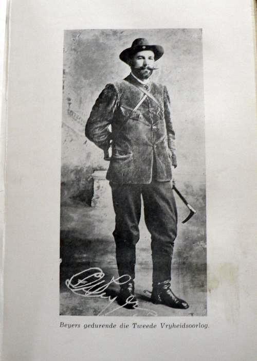 Generaal Christiaan Frederik Beyers