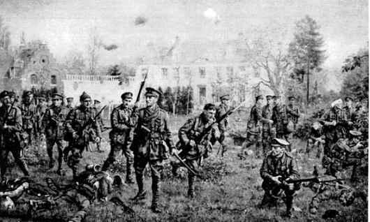 Gheluvelt 1914