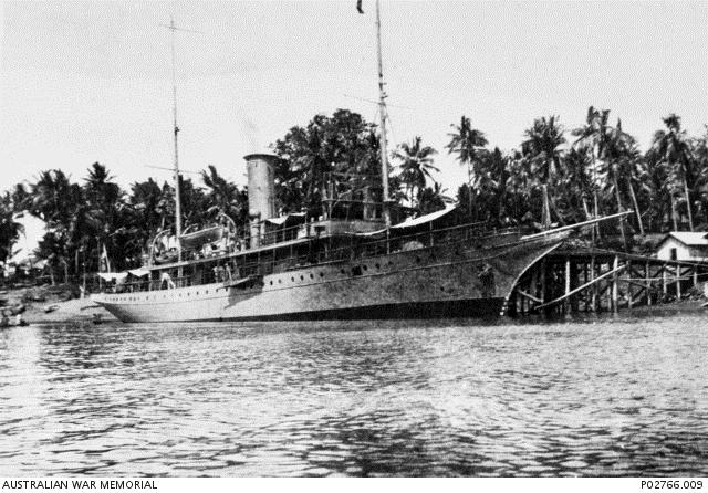HMAS Musa