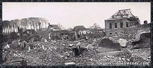 Langemarck ruins