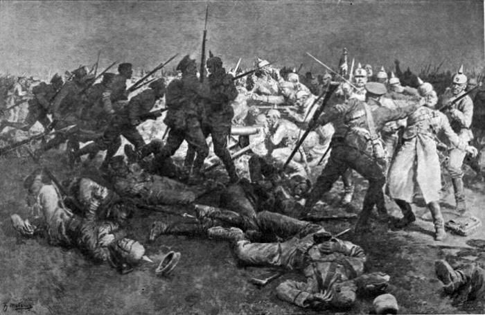 first battle of Arras