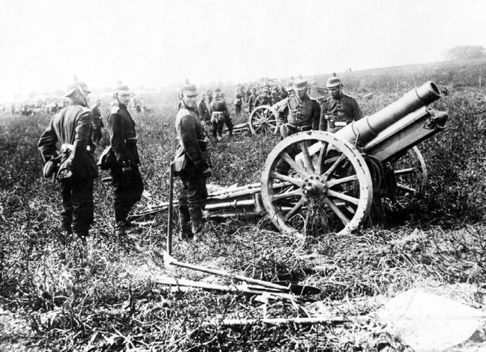 germany artillery