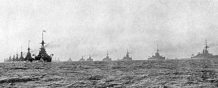 great fleet