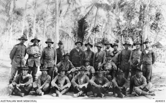 Australian Royal Naval Brigade ANMEF 1914