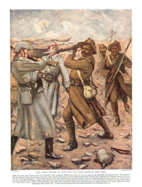 Festubert 1914