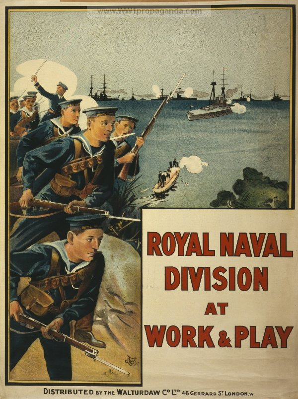 Royal naval division 2