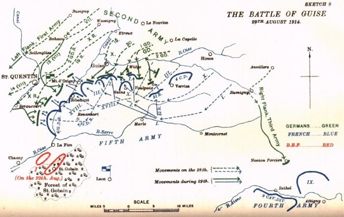 battle in Oise