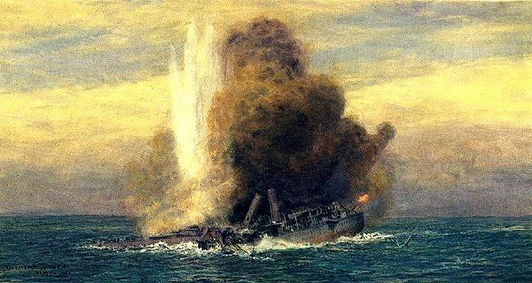 hms_pathfinder_sinking