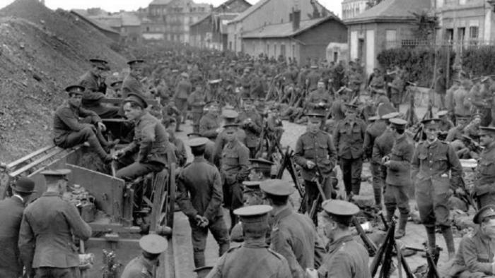British Expeditionary Force in France