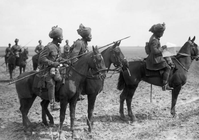 Hodsons_Horse_France_1917_IWM_Q_2061