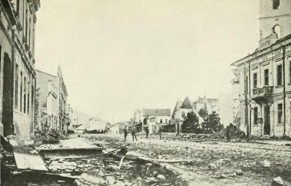 Shabatz Bombardeada 1914