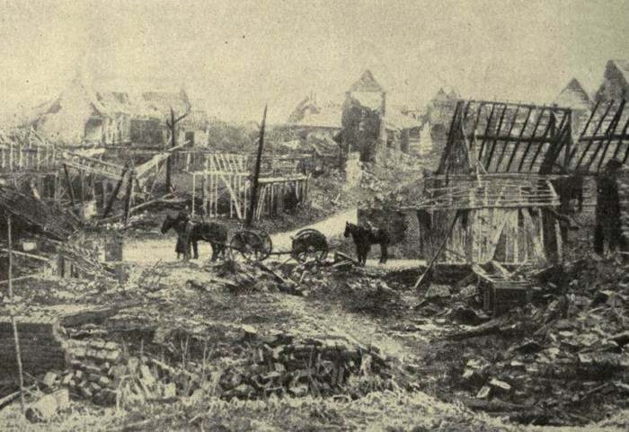battle of Charleroi