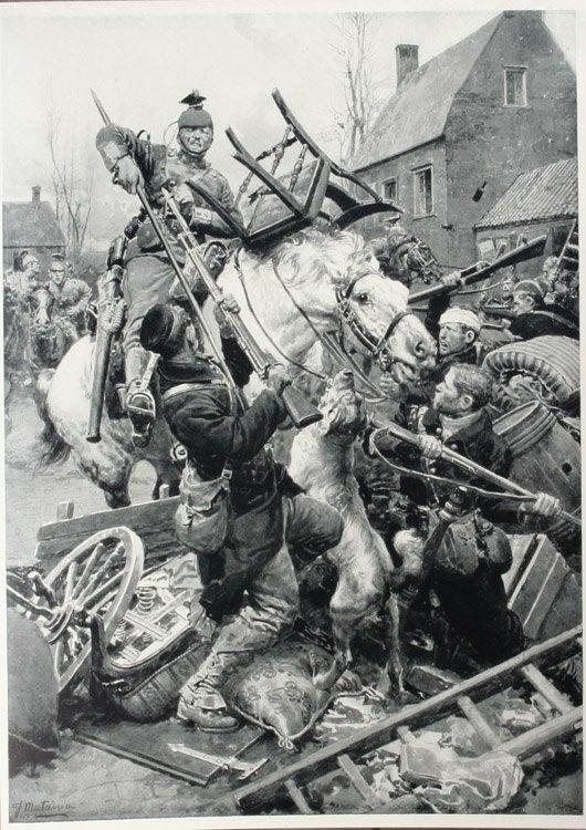 battle on Haelen 1914