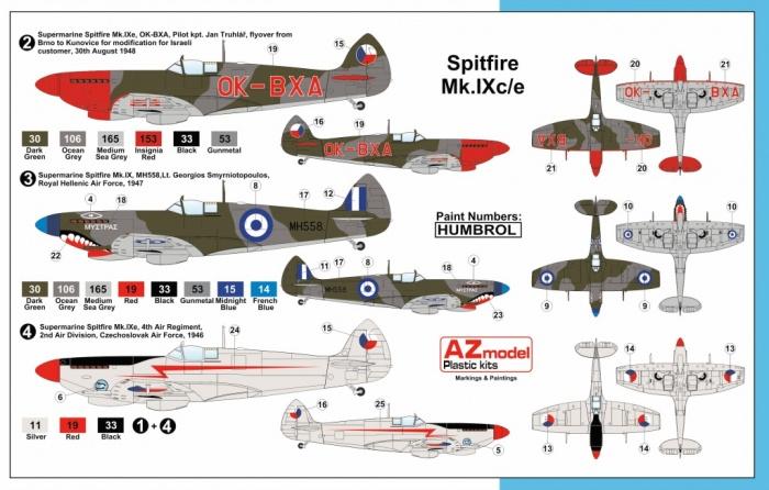 Spitfire 9 limit_camo