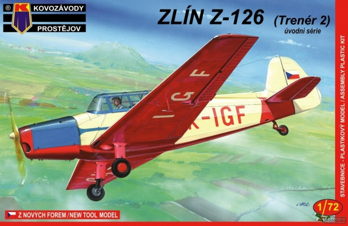 Z126 early-box