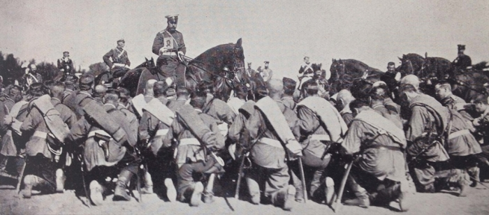 2Sept-TsarBlessingSoldiers-7Aug1914
