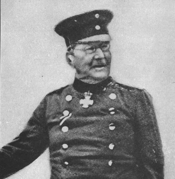 Colmar Freiherr von der Goltz