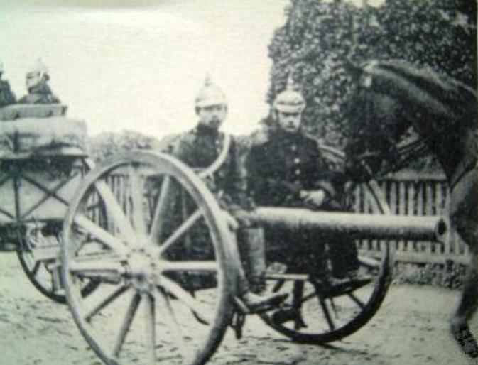 Guerre_14-18-Artillerie_de_campagne_allemande-1914