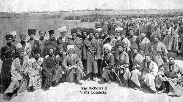 Russian-Tsar-Cossacks