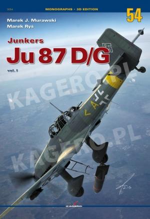 monograph_54_ju_87_dg_cover