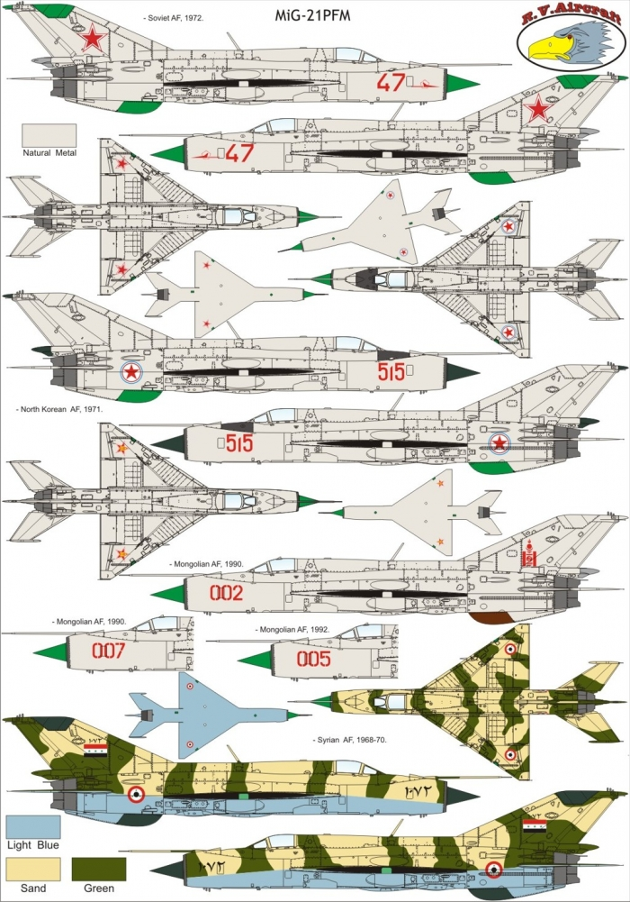 MiG-21PFM kamu 2