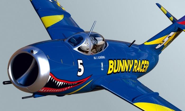 BFC009_Bunny Racer_box