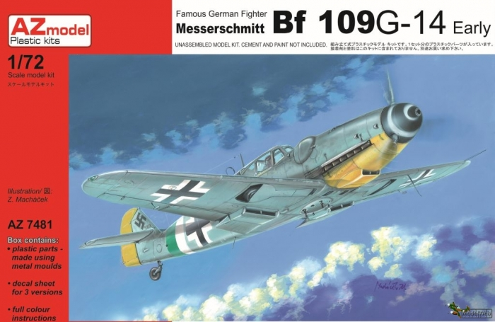 BF109 G14 early_box