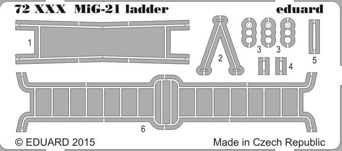 PE72052 - MiG21ladder