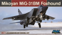 Mikoyan MiG-31BM-Printed Box-150615
