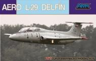 AERO L-29 DELFIN-Printed Box-150615