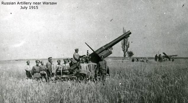 Russian-Artillery-Warsaw