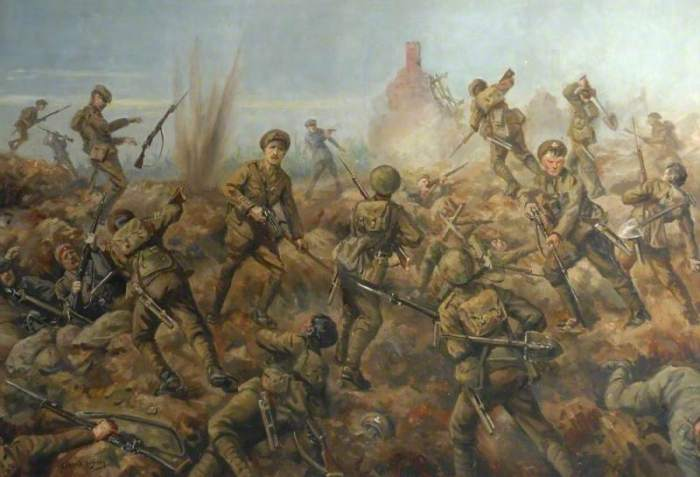 (c) Durham Light Infantry Museum; Supplied by The Public Catalogue Foundation