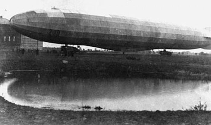 zeppelin-zxii-lz26-airship