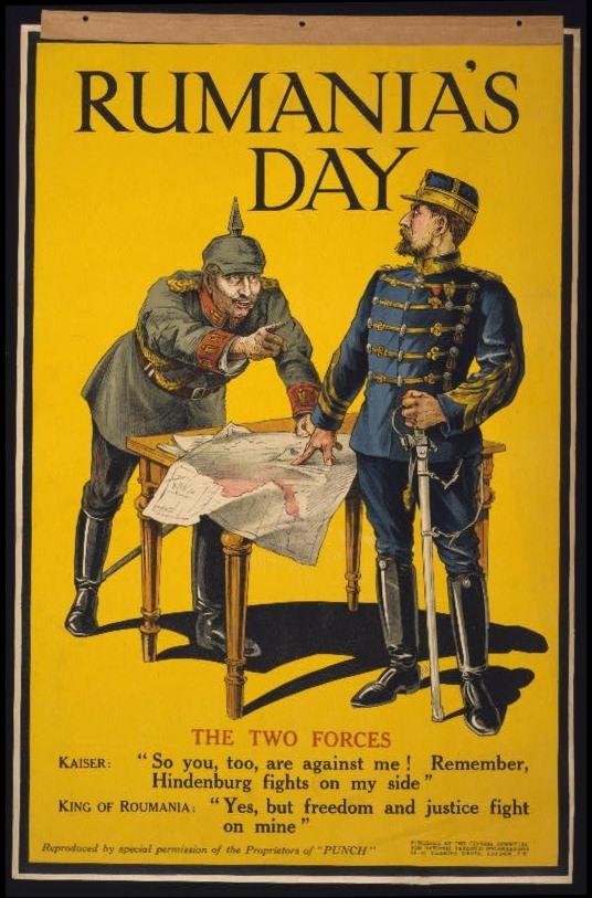 WWI_Poster_Rumania