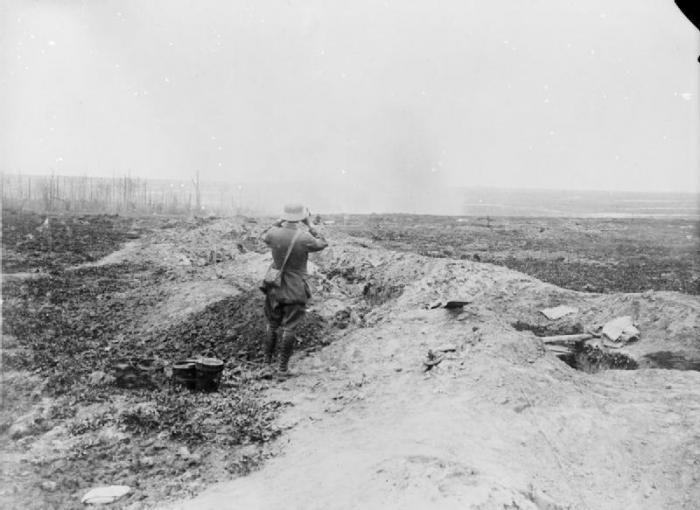 bombardment-of-a-british-artillery-near-trones-wood-sept-1916-iwm-q1171