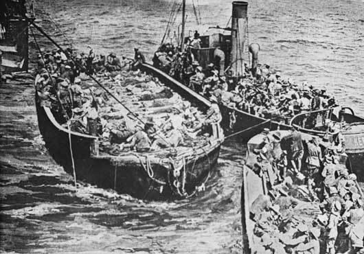 ANZAC Gallipoli evacuation - 2